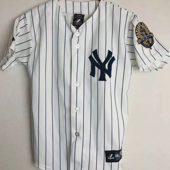 super popular 8bb58 11531 Mariano Rivera Yankees Pinstripe Jersey